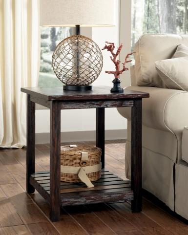 Mestler Rectangular End Table