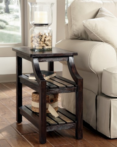 Mestler Chairside End Table
