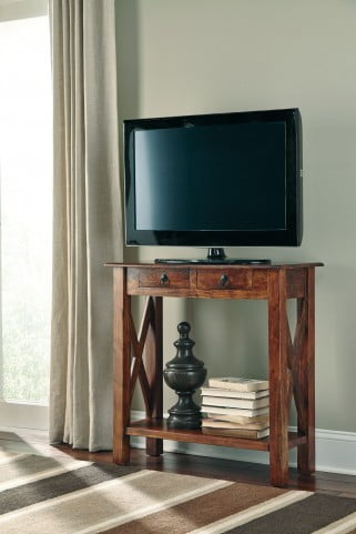 Abbonto Console Sofa Table From Ashley T800 114