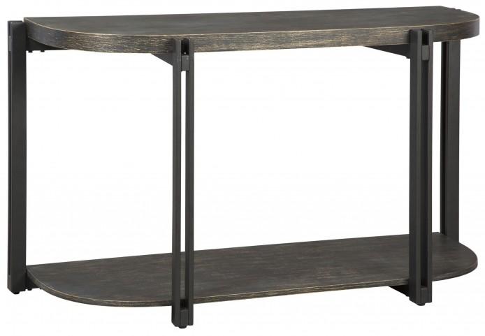 Winnieconi Black Sofa Table