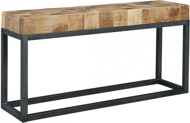 Prinico Two Tone Sofa Table