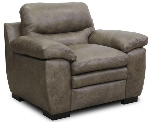 Tatum Italian Leather Chair
