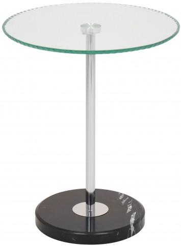 Ripple End Table