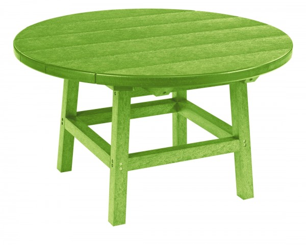 "Generations Kiwi 32"" Round Leg Cocktail Table"