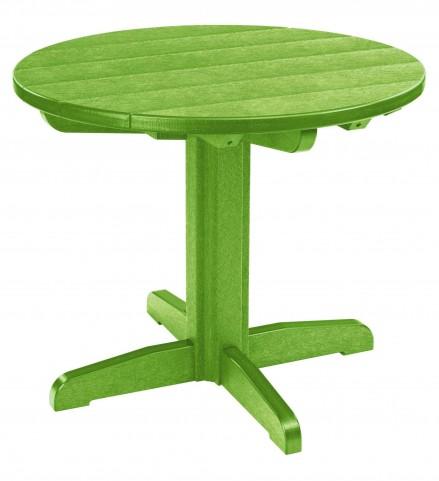 "Generations Kiwi 32"" Round Pedestal Dining Table"