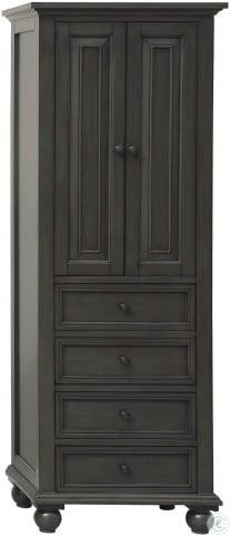 "Thompson Charcoal Glaze 24"" Linen Tower"