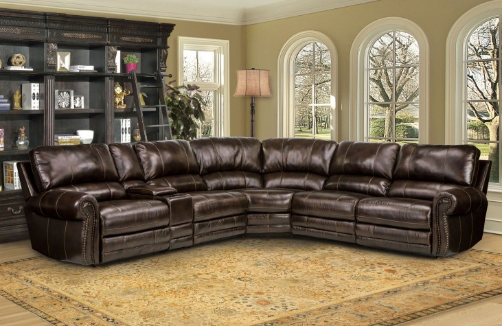 Thurston Havana Power Reclining Sectional