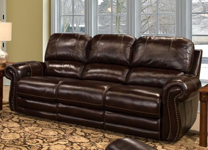 Thurston Havana Dual Power Reclining Sofa