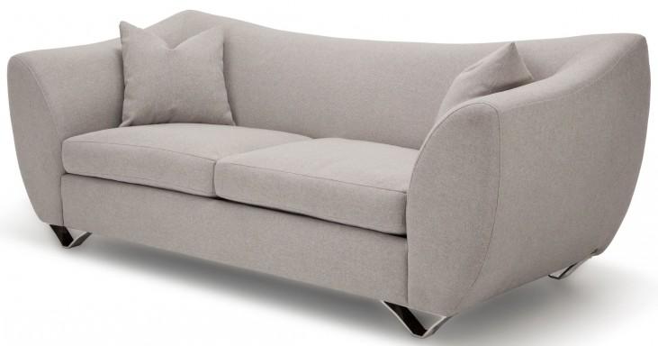 Trance Quantum Gray Sofa