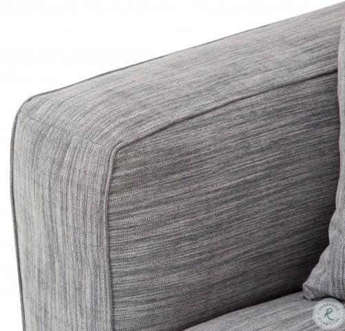 Trance Tempo Graphite Chair and A Half