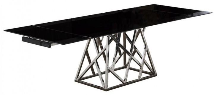 Twist Extendable Rectangular Dining Table