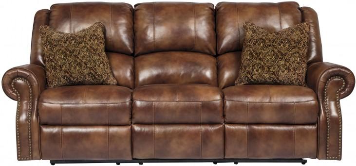 Walworth Auburn Power Reclining Sofa From Ashley U7800187