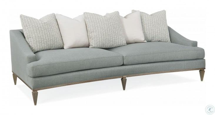 Astounding Caracole Upholstery Low Key Sofa Theyellowbook Wood Chair Design Ideas Theyellowbookinfo