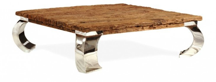 "Verona 47"" Square Coffee Table"