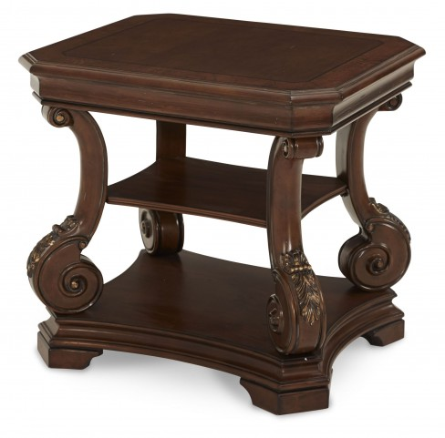 Victoria Palace End Table