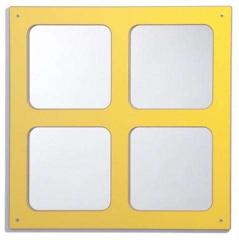 Window Square Mirror
