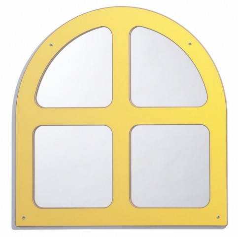 Window Arch Mirror