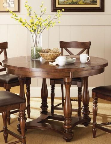 Wyndham Medium Cherry Counter Height Dining Table