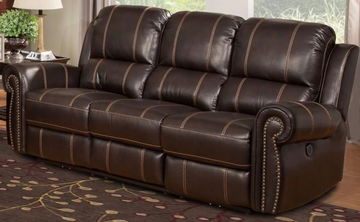 Webber Sumatra Dual Power Reclining Sofa
