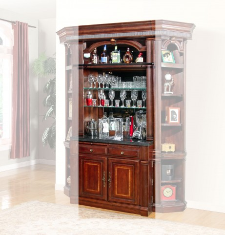 Wellington 2pc Bar Base & Hutch