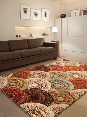 "Wild Weave Parker Multi Small 65"" Rug"