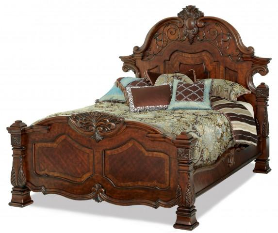 Windsor Court Queen Mansion Bed