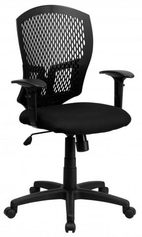 Designer Back Padded Task Chair