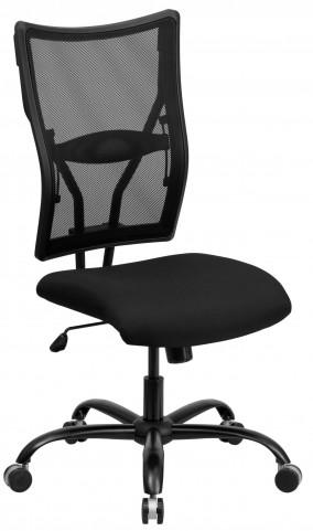 10001480 HERCULES Big & Tall Black Office Chair