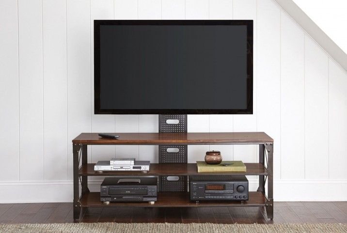 Winston Industrial TV Stand