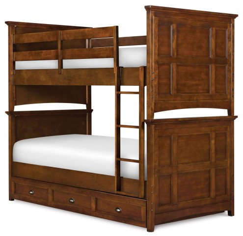 Riley Twin over Full Bunk Bed