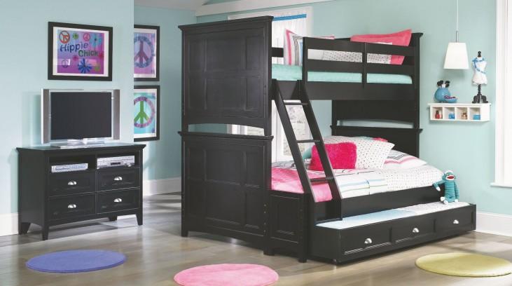 Bennett Bunk Bedroom Set