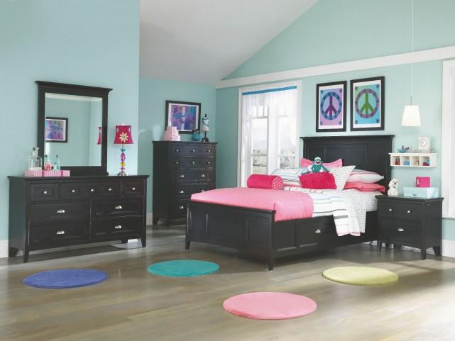 Bennett Youth Panel Storage Bedroom Set