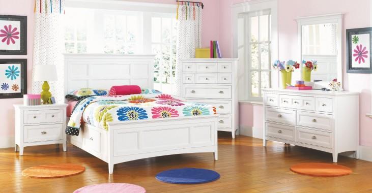Kenley Youth Panel Bedroom Set