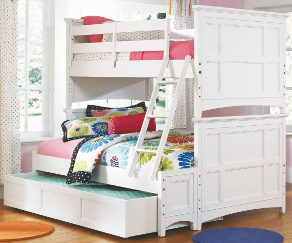 Kenley Twin Over Twin Bunk Bed