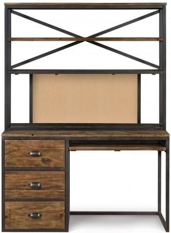 Braxton Desk with Hutch