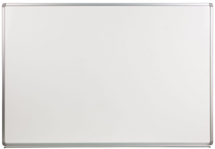 "48"" Porcelain Magnetic Marker Board"