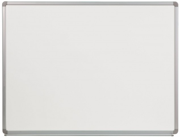 "4"" Porcelain Magnetic Marker Board"