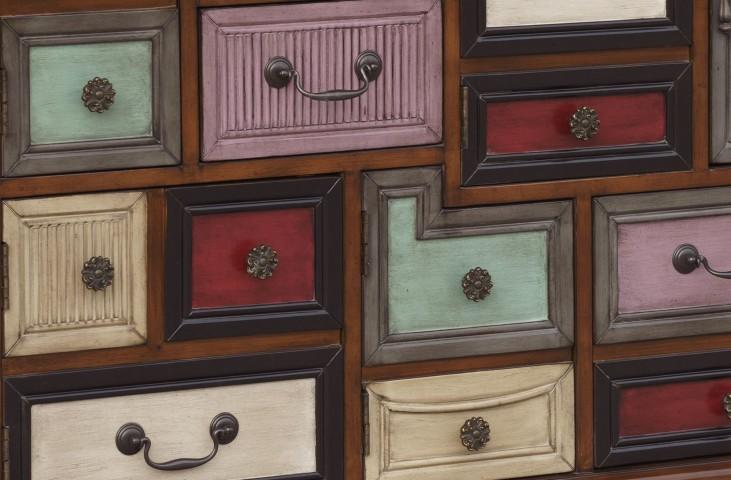Pulaski  Eclectic Accent Storage Chest