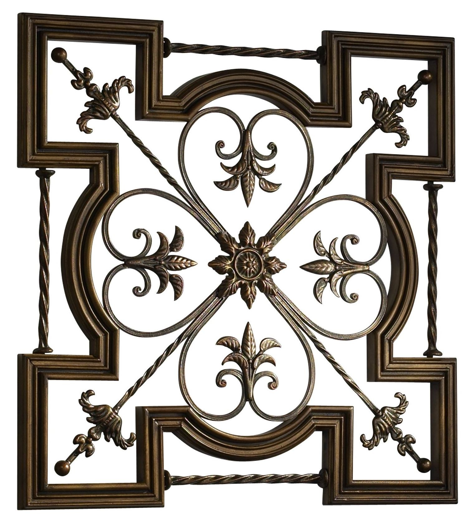 Copper wall art from cyan design 1558 coleman furniture for Copper wall art