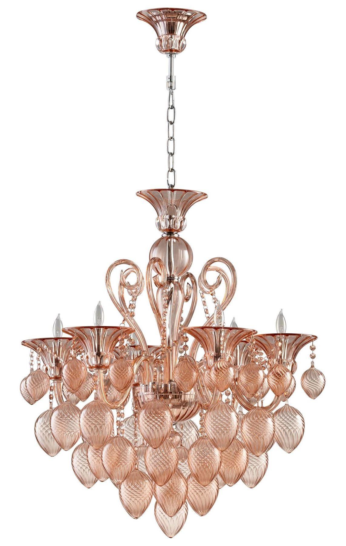 Lighting Blush Chandelier From Cyan Design 5503