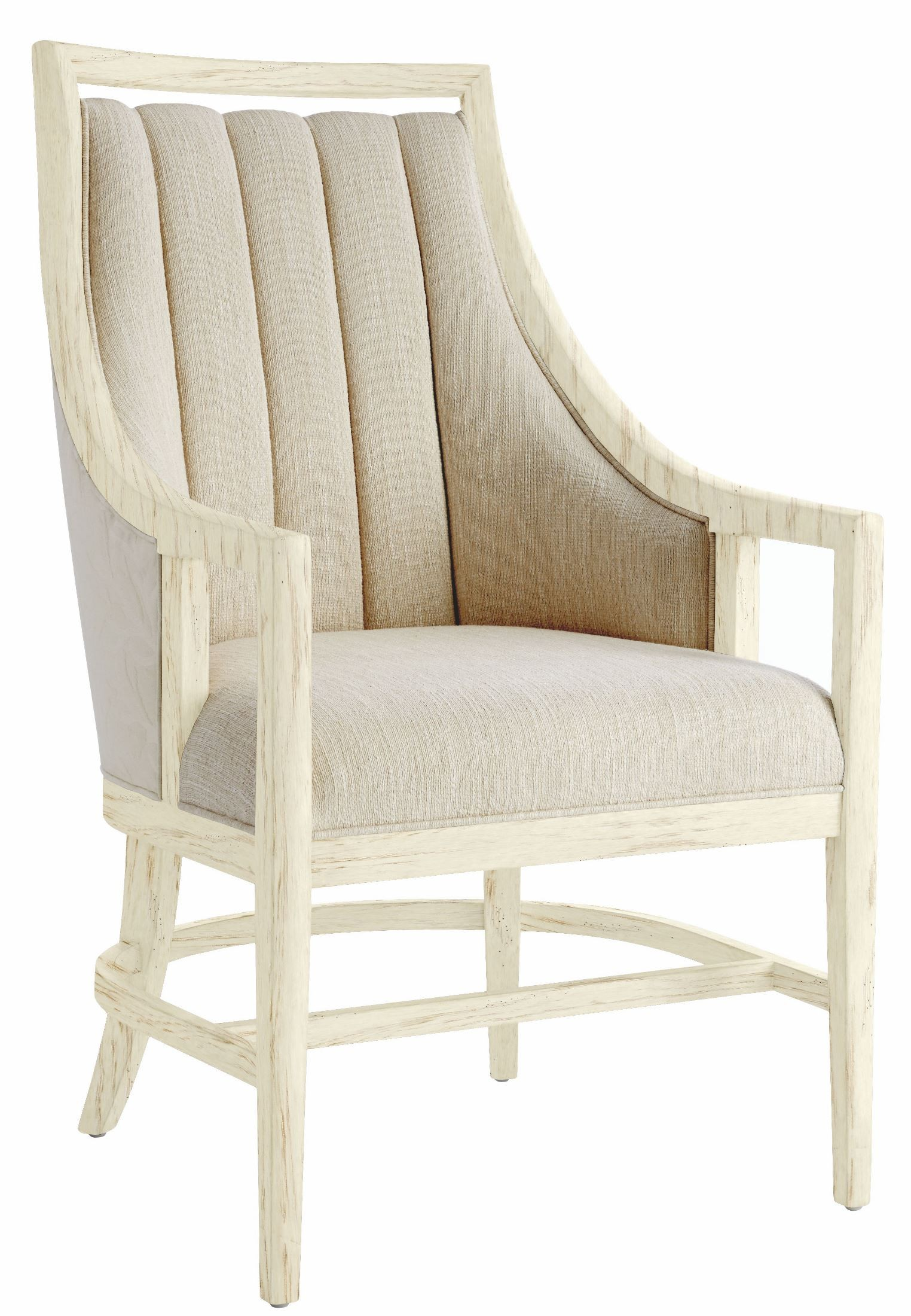 Coastal Living Resort Sailcloth By The Bay Host Chair From