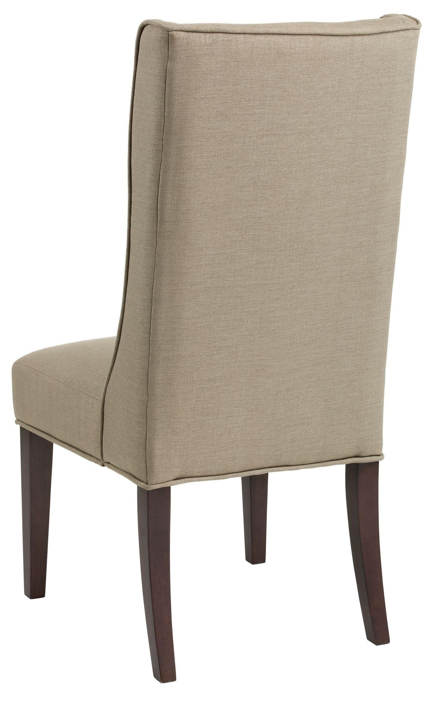 100461 Sabine Linen Dining Chair Set Of 2 From Sunpan