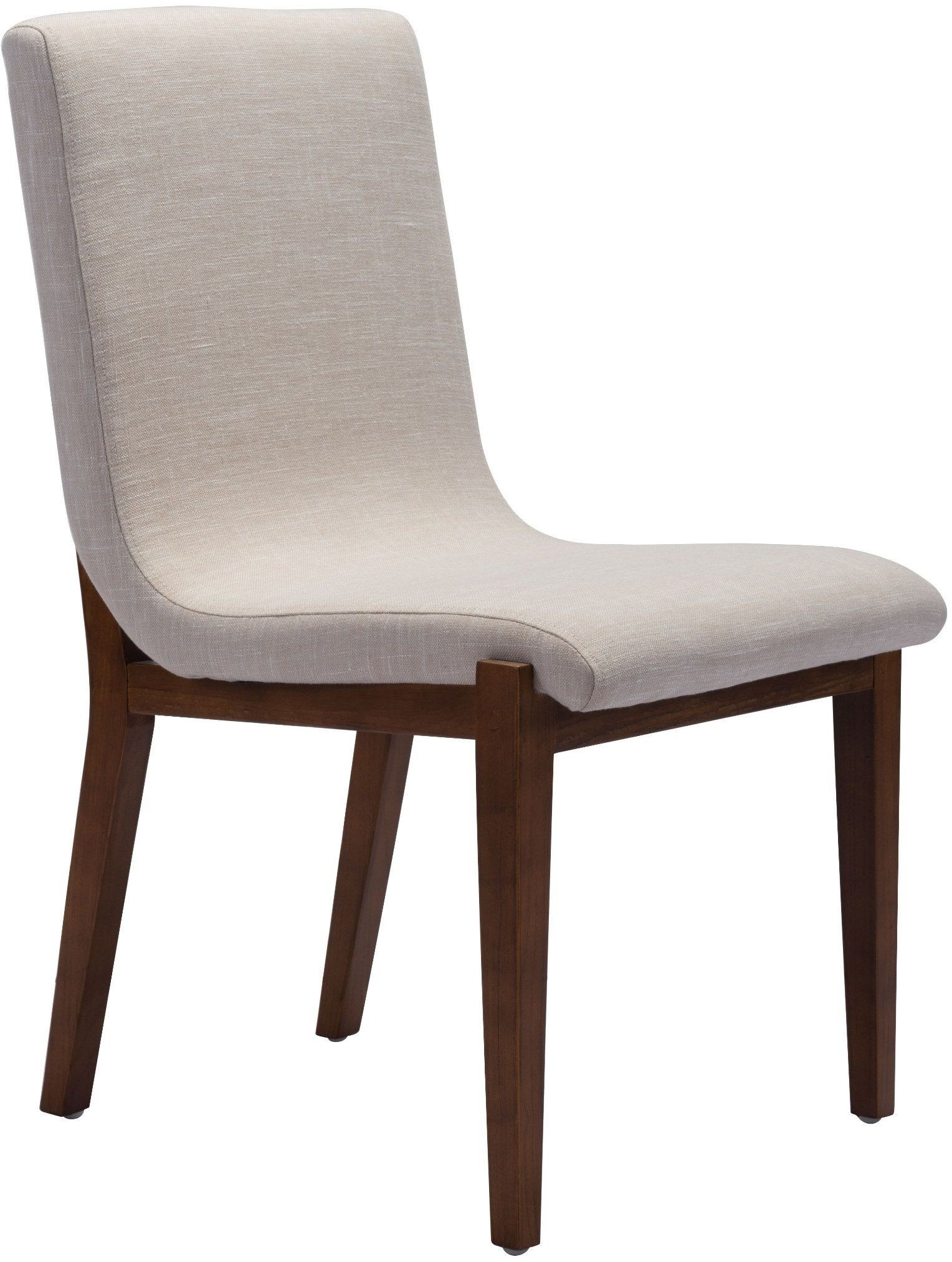 Hamilton Beige Dining Chair Set Of 2 From Zuo Coleman