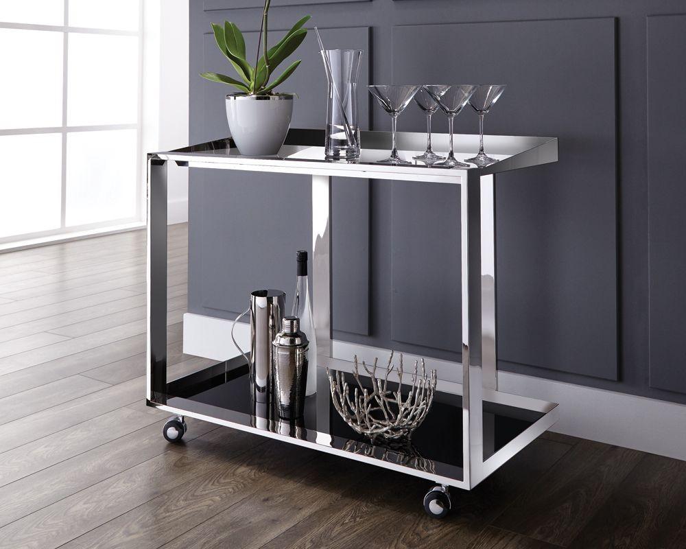 Maddox Bar Cart From Sunpan Coleman Furniture