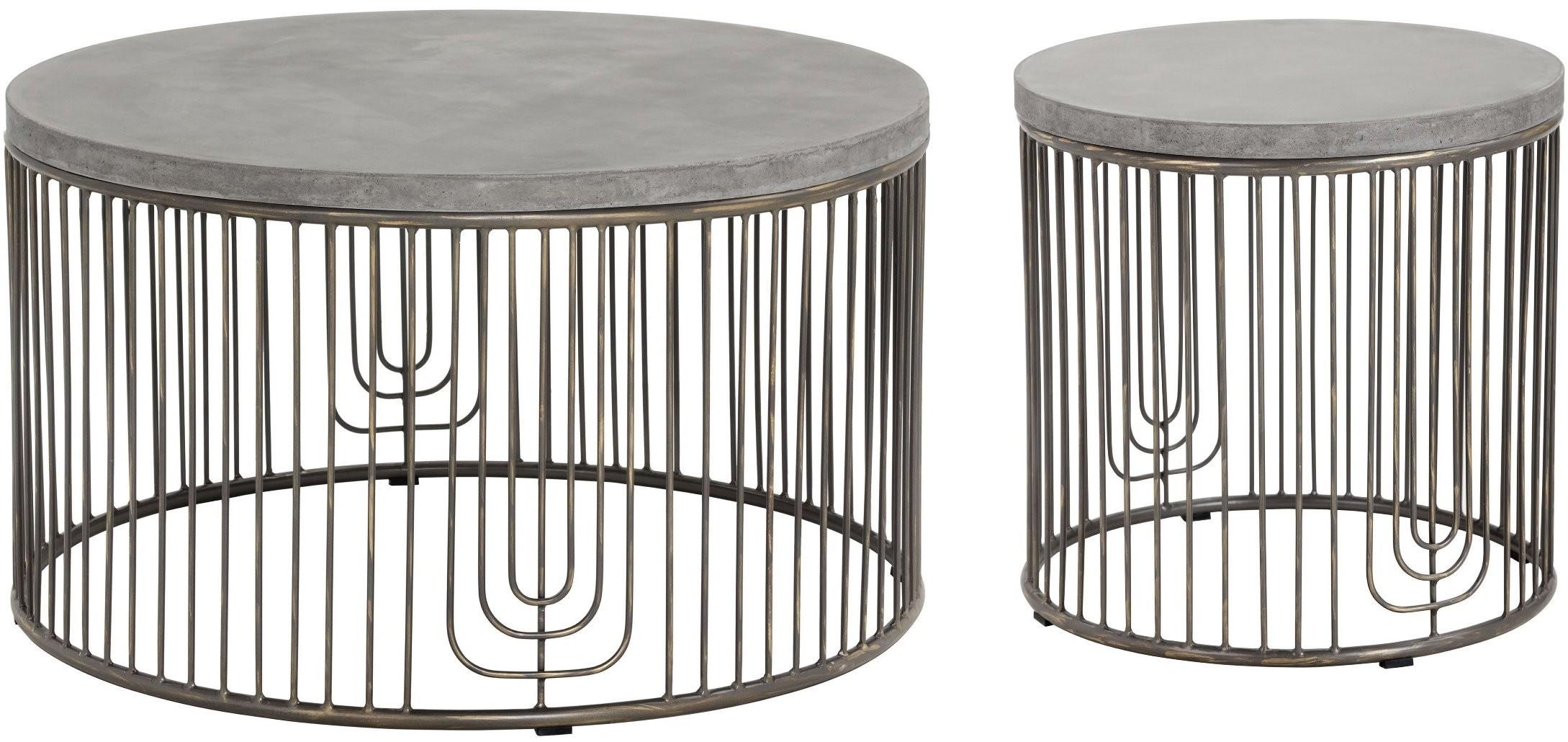 Sargon grey concrete coffee table from sunpan coleman furniture sargon grey concrete coffee table sunpan modern home 1731055 1731056 1731057 geotapseo Gallery