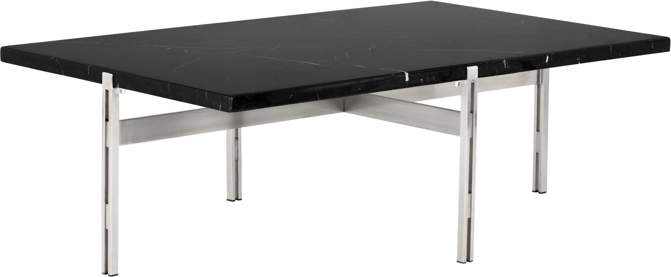 Enzo black marble coffee table from sunpan coleman furniture enzo black marble coffee table geotapseo Image collections