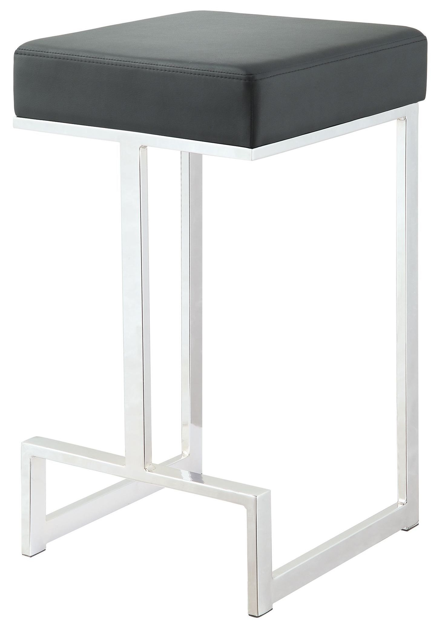 Black 24 Quot Bar Stool From Coaster Coleman Furniture