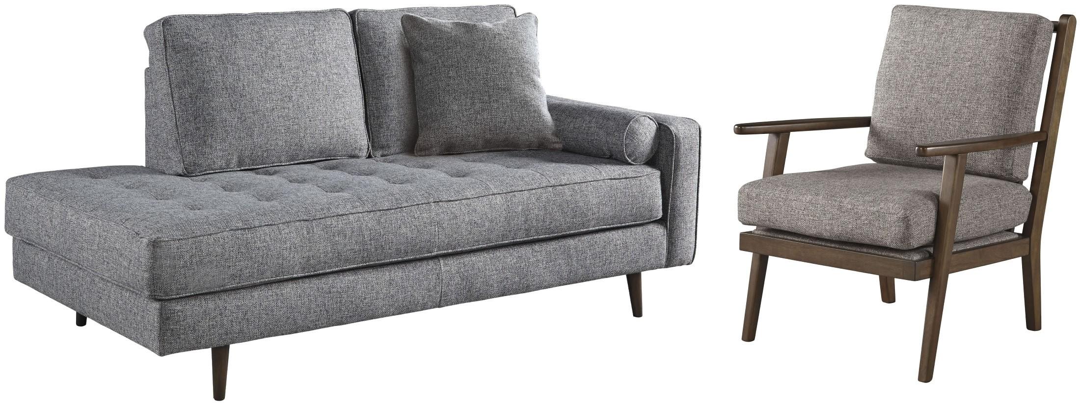 Zardoni Charcoal Living Room Set From Ashley Coleman Furniture