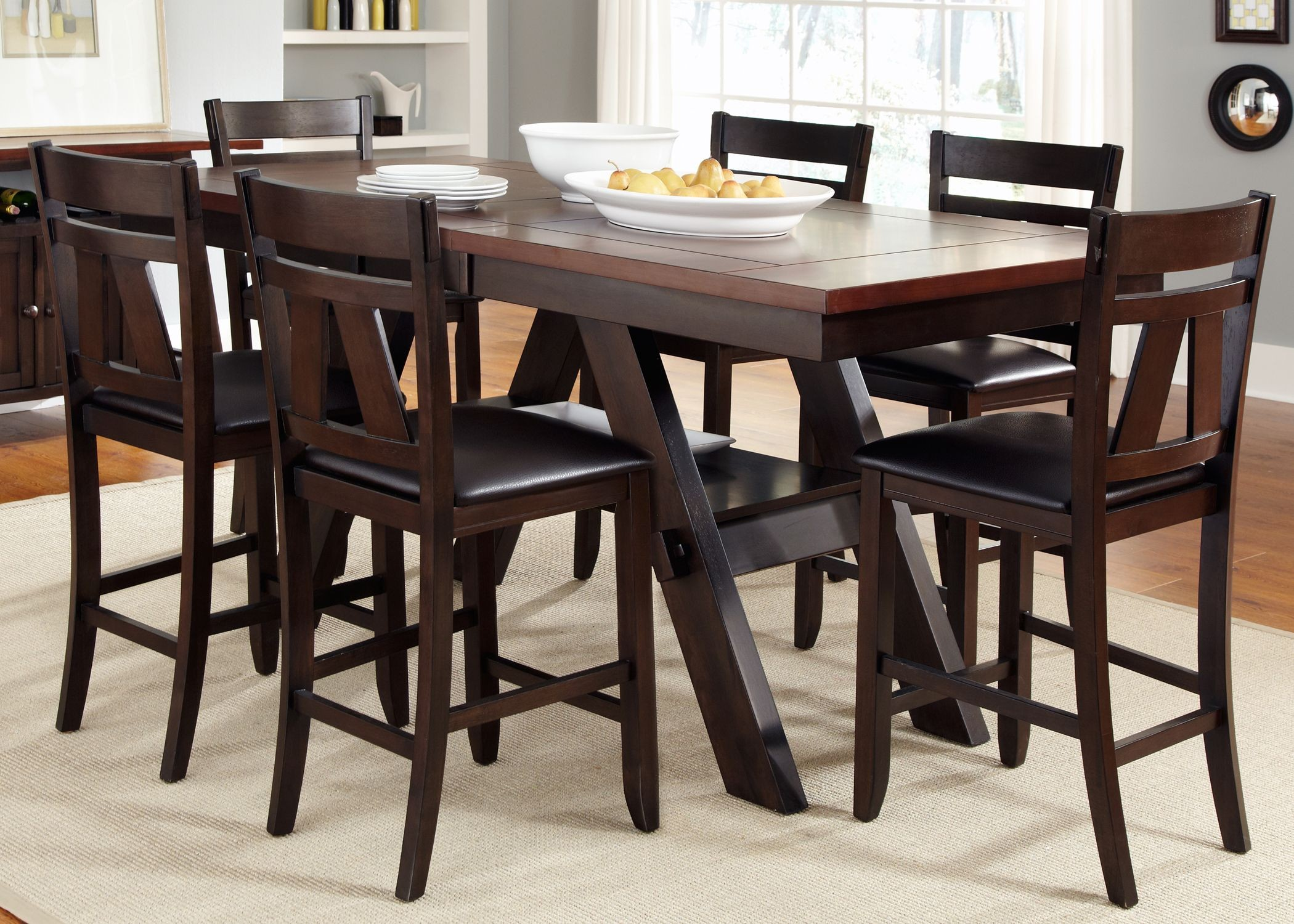 Lawson Gathering Table Dining Room Set From Liberty 116