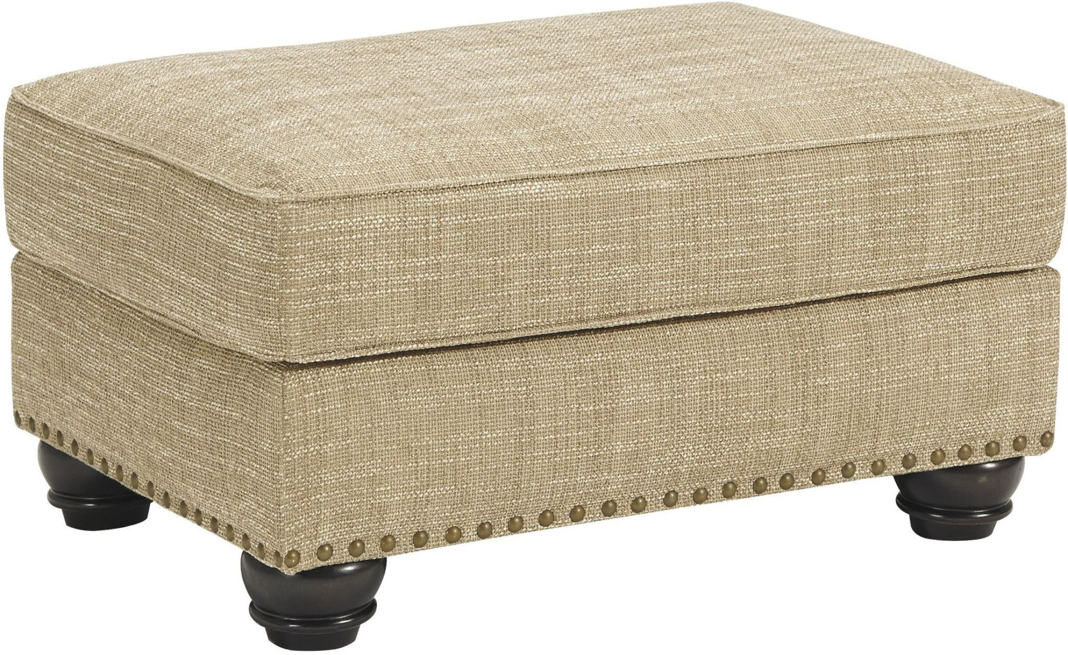 buy chair candoro oatmeal ottoman from coleman furniture 11806 | 11806 14 sw